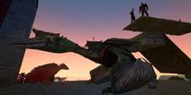 方舟生存进化风神翼龙吃什么 风神翼龙饲料怎么做