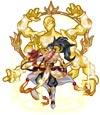 奥拉星玉衡金仙灵天释