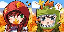 堡垒之夜手游官方绘图:秋季头像图