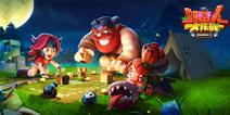 《野蛮人大作战》自创玩法上线 游戏编辑神器火爆来袭
