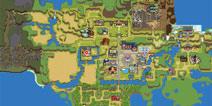 奶牛镇的小时光地图全景 奶牛镇的小时光地图全貌介绍