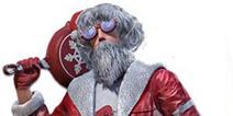 圣诞送温暖 刺激战场圣诞套装和头像框闪亮登场