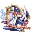 奥拉星神帝圣体日月战武神