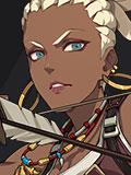 王牌战士猎手-莫甘