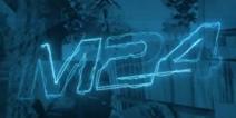 和平精英狙王晚玉展示消音M24 原来闹铃还可以这样做