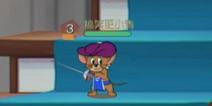 猫和老鼠手游剑客杰瑞详解 会剑术的老鼠