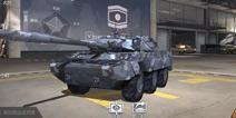 巅峰坦克新手用车推荐 AMX-10RC轮式侦察车