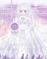 奥比岛法兰西薰衣花嫁