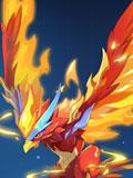 奥拉星手游烈焰鸟