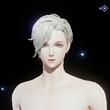 龙族幻想捏脸数据男十 男十捏脸代码