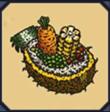 黑暗料理王泰式菠萝炒饭皇冠配方 泰式菠萝炒饭怎么做攻略