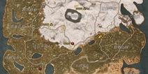 王牌战争文明重启黄色据点在哪 黄色据点位置