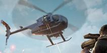 和平精英火力对决直升机在哪 直升机位置