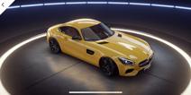 狂野飙车9奔驰AMG GT S
