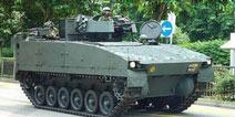 巅峰坦克AMX-10P介绍 机动优秀火力强大