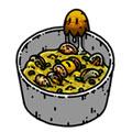 黑暗料理王蛤蜊炖蛋