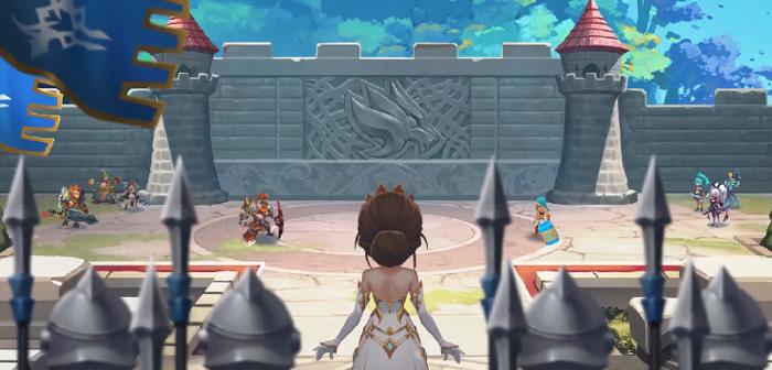 星耀对决动画首曝 一起去拯救公主吧