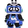 逃跑吧少年史诗机器人机械熊猫套装