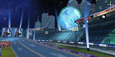 一起来飞车2 地图前瞻 超能赛车馆