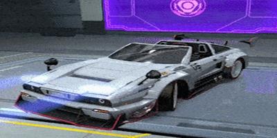 《一起来飞车2》赛车特效揭秘―「永恒能源科技」车厂赛车