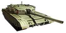巅峰坦克96式坦克载具介绍