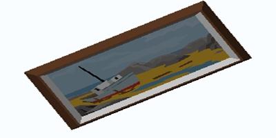 艾兰岛《失事的小船》