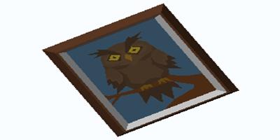艾兰岛《猫头鹰》