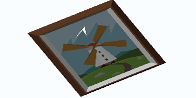 艾兰岛《风车》
