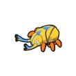 《小森生活》甲虫图鉴,金云雀生命值/攻击力查看