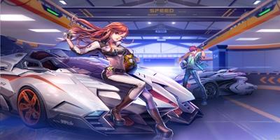 qq飞车全国车队公开赛3月8日开放报名,一起为车队而战!