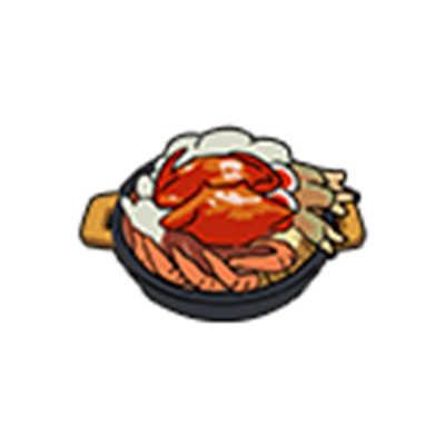 《小森生活》海鲜大杂烩食谱配方