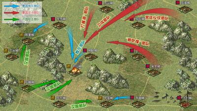以三十六计为战略核心的策略型网页游戏.图片