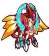 奥拉星赤影飞狐