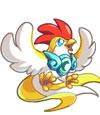 奥拉星羽刃鸡