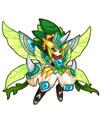 龙斗士小木进化形态