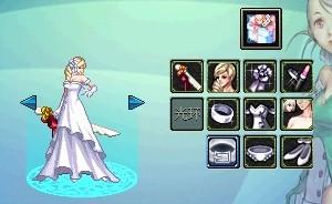 DNF结婚系统套装售卖 全职业结婚套一览