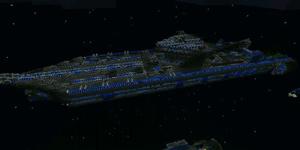 我的世界BKS舰队