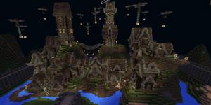 我的世界普洱科斯要塞