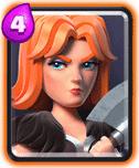 皇室战争女武神