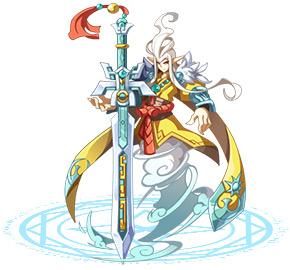 奥奇传说诛仙剑灵