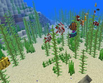 我的世界1.3版本水域更新内容 1.3版本攻略大全汇总