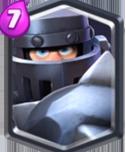 皇室战争超级骑士数据 超级骑士属性升级数据详解