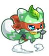奥拉星忍者神猫