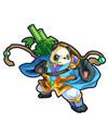 奥奇传说功夫熊猫