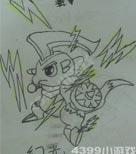精灵手绘---幻光圣克斯
