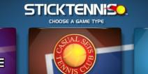 2D网球模拟《火柴人网球》评测