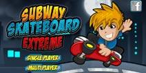 滑板世界奔跑者 《地铁滑板极限》评测