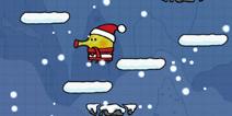 蹦蹦跳跳过圣诞 《涂鸦跳跃圣诞版》评测