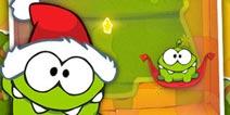 闯关益智游戏 《割绳子圣诞节版》上架移动平台