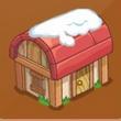 摩尔庄园豪华版红色圆顶房